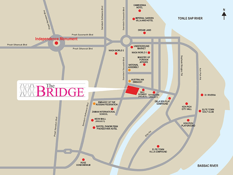 New Condo Launch | The Bridge Cambodia