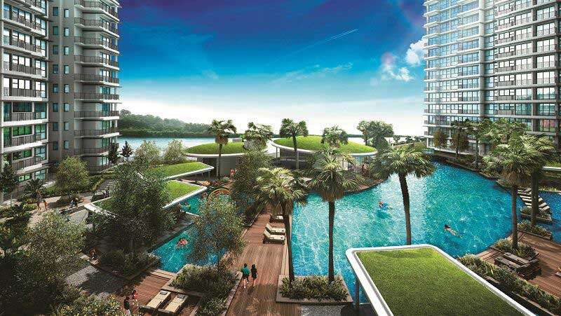 Rivertrees-Residences-pool-view