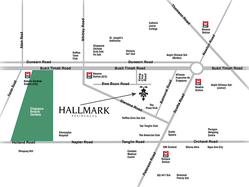 New Condo Launch | Hallmark Residences
