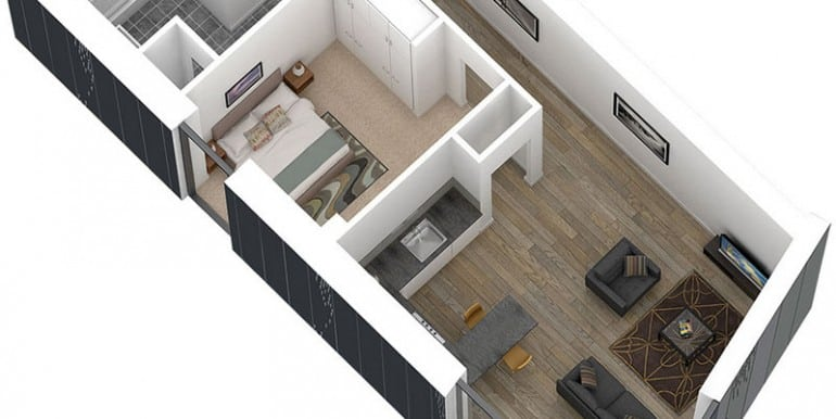 AXIS-Manchester-1BR