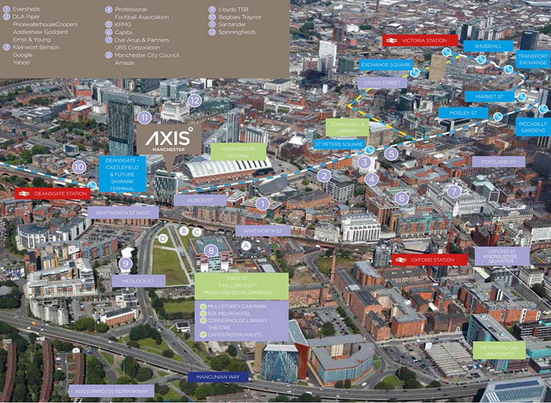 New Condo Launch | AXIS Manchester