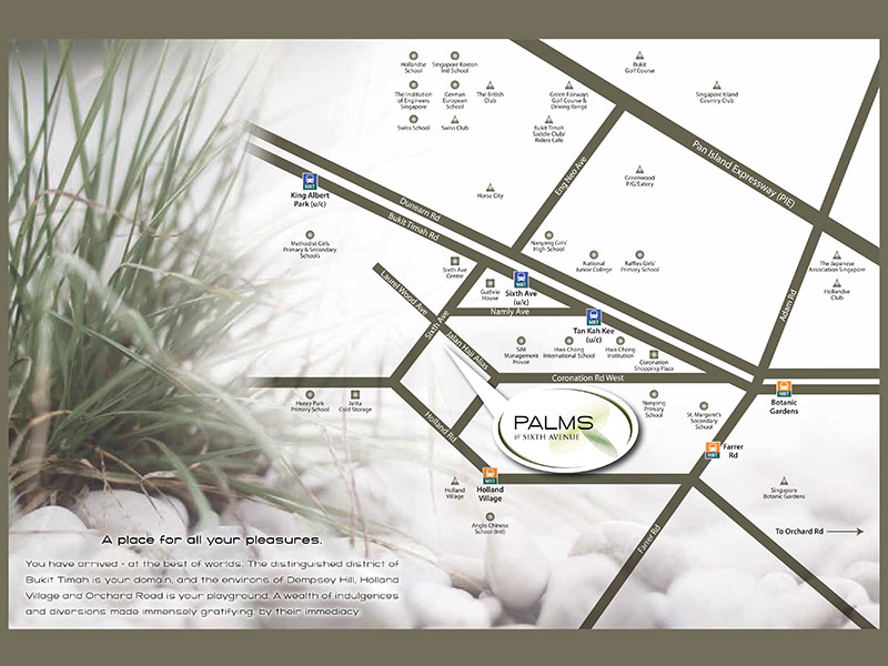 New Condo Launch | Palms @ Sixth Avenue