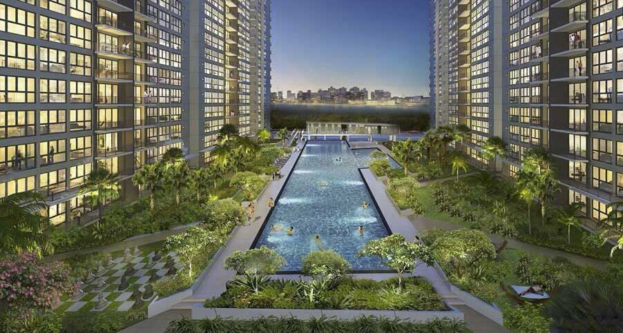 Lake Life- An exclusive Condo at Yuan Ching Road