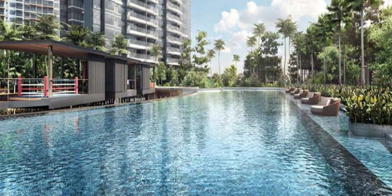 High-Park-Residences-Pool