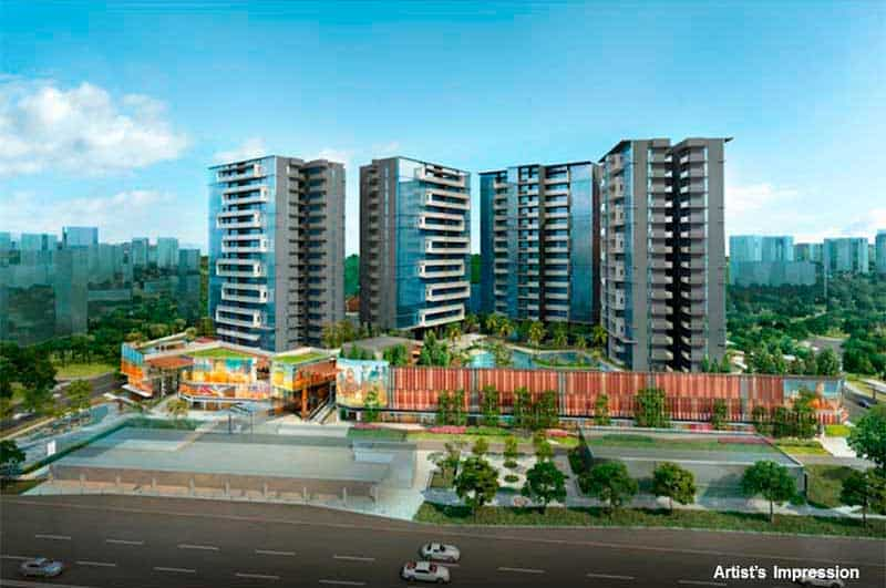 The Poiz Residences New Launch
