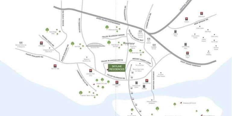 Skyline-Residences-map