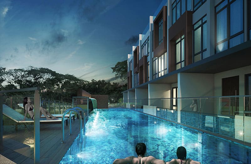 The-Morris-Residences-Pool