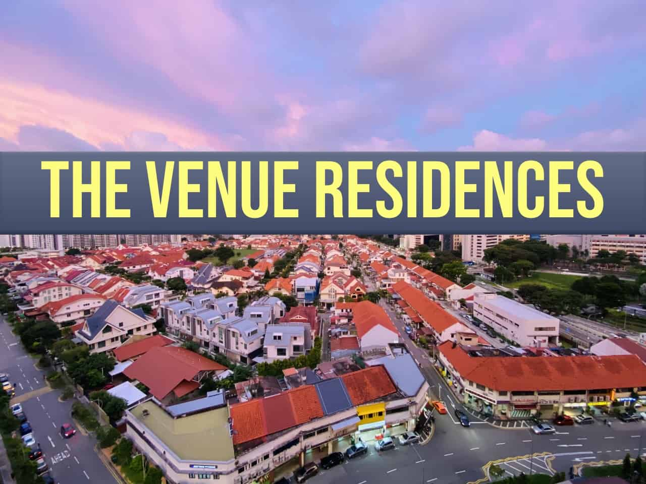 The Venue Residences 2 bedroom for sale