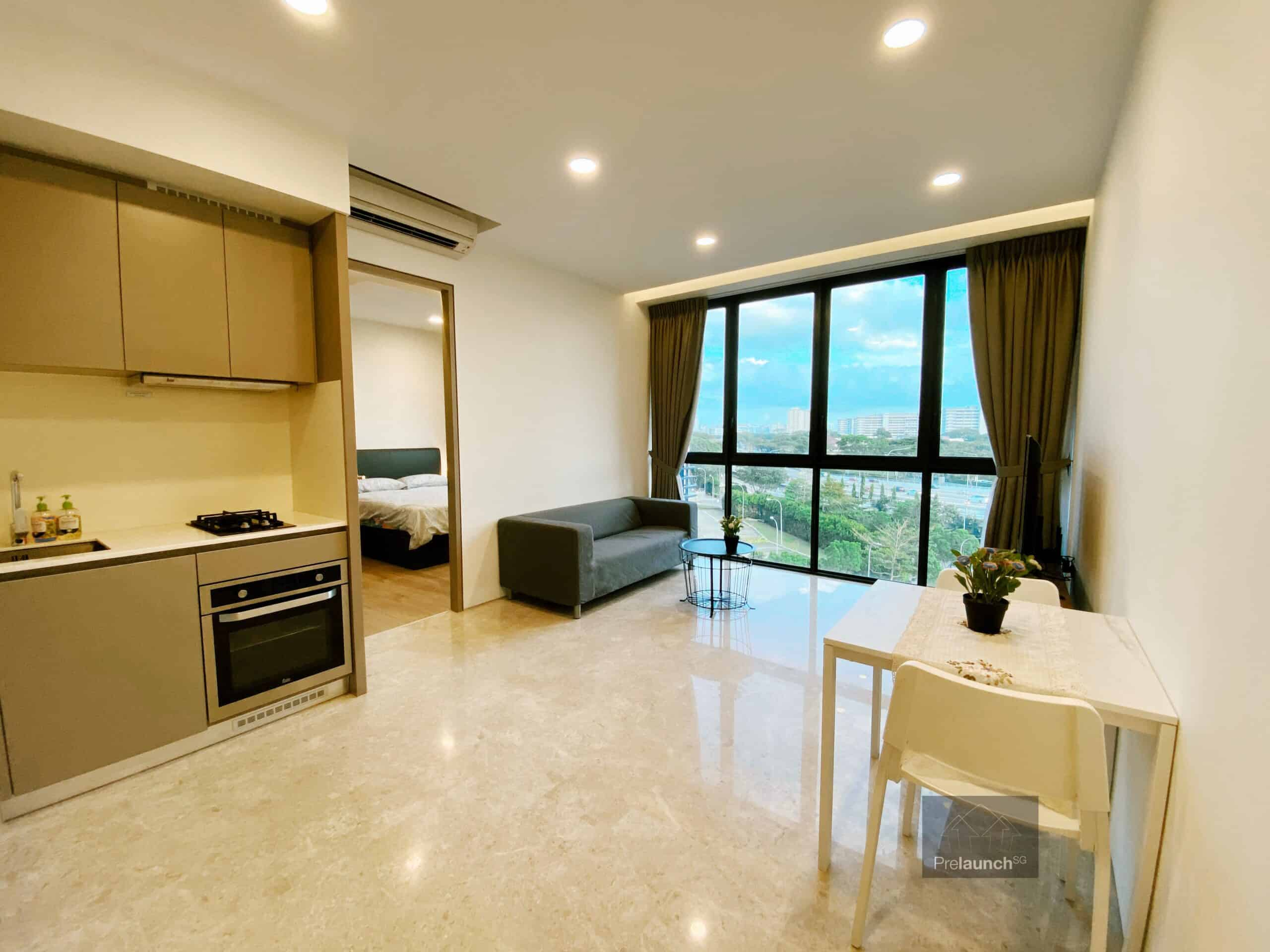 The Venue Residences 1 Bedroom Condo for Rent